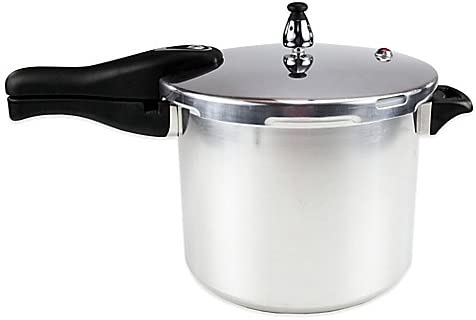 imusa aluminum pressure cooker