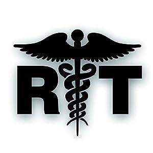 Amazon Com Rt Caduceus Decal For Radiologic