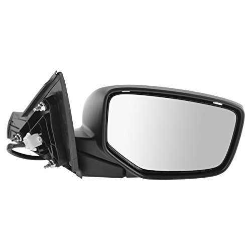 Power Mirror RH Right Passenger Side for Honda Accord 4dr (4dr Side Mirror)