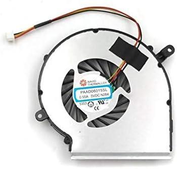 Ventilador para portátil Msi Ge62 Ge72 Pe60 Pe70 Gl62: Amazon.es ...