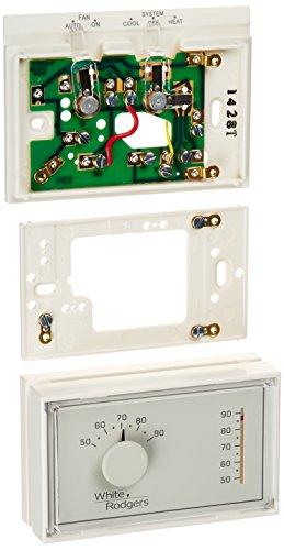 White Rodgers 1F56N-444 Thermostat 1H/1CV Horizontal
