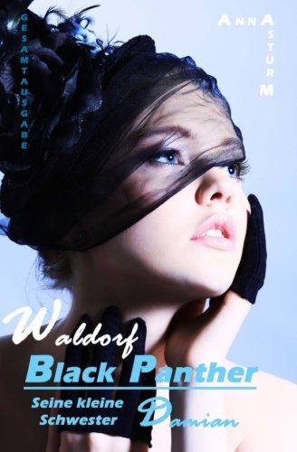 Black Panther: Seine kleine Schwester - Damian Waldorf GESAMTAUSGABE
