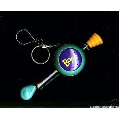 Bop It Keychain (Mini Bop-It): Toys & Games