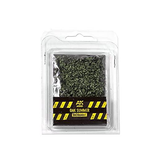 AK 인터랙티브 오크 여름 잎 1   35(가방 7 그램)