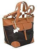 Radley'Clapham Common' Small Zip Top Nylon Multiway Cross Boody/Grab Bag in Black Oilcloth