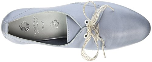 Zapatos Natural Sky Azul Oxford 833 de 23201 para Be Cordones Mujer pwCqxxF