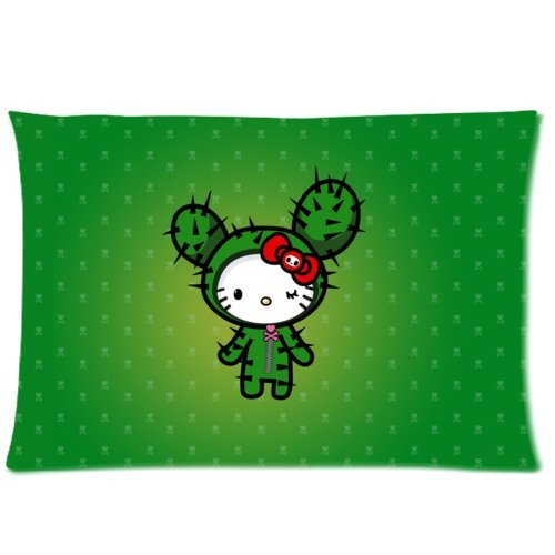 Funda de cojín Vintage con diseño de Hello Kitty para sofá ...
