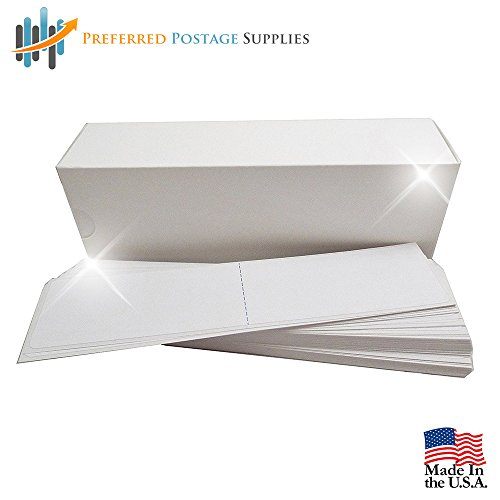6 x 1.75 Compare to Pitney Bowes 625-0 Two labels per strip (NOT FOR USE IN dm300C/400C/450C/ AND 475C) 500 Postage Meter Sheets