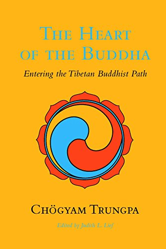 Image of The Heart of the Buddha: Entering the Tibetan Buddhist Path (Dharma Ocean)