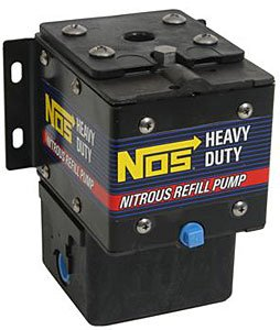 NOS 14253 Stainless Steel Nitrous Transfer Pump