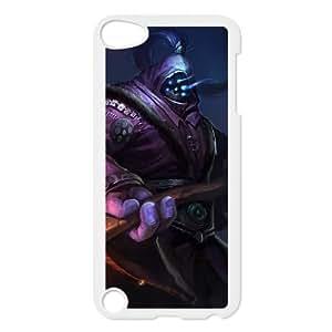 iPod Touch 5 Case White League of Legends Jax 0 LWY3589545KSL
