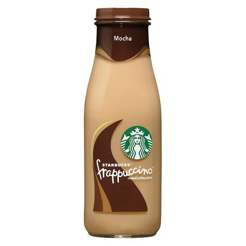 Starbucks Coffee Frappuccino, Mocha, 13.7 Oz ( Pack of 12) ()