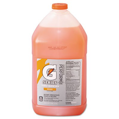 Gatorade Liquid Concentrates Model Code: AG - Price is for 1 Case, 4BTL/CS (part# 03955)