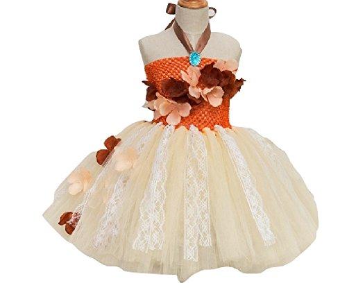 The Polynesian Princess Tutu Dress from Chunks of Charm (12)]()