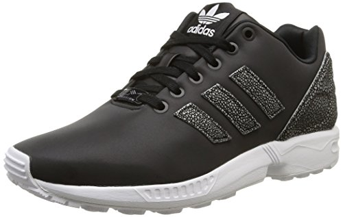 Zx Black core Nero ftwr Donna White W Adidas Black core Sneaker Flux pfHWqd