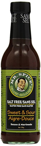 Mr Spice Organic Sauce Marinade product image