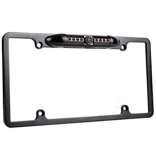 license plate frame audio - 1