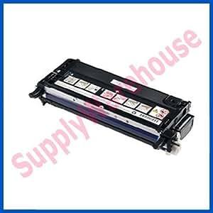 High Yield Xerox 113R00726 6180 Black toner cartridge for Xerox Phaser 6180, Phaser 6180MFP Series printers, Xerox 113R00726 Black Toner Cartridge Remanufactured