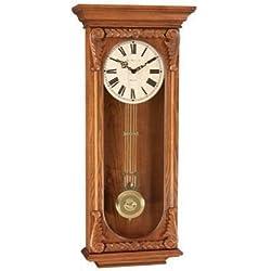 Hermle's Timberlake Regulator Wall Clock