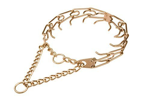 Herm Sprenger Curogan Pinch Collar - 50004, 3.25mm (1/8 inch) - Size 23 inch (58 cm) by Herm Sprenger pinch dog collars