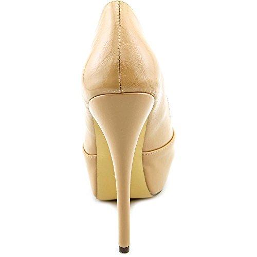 Michael Antonio Kistnie Women Us 10 Nude Platform Heel
