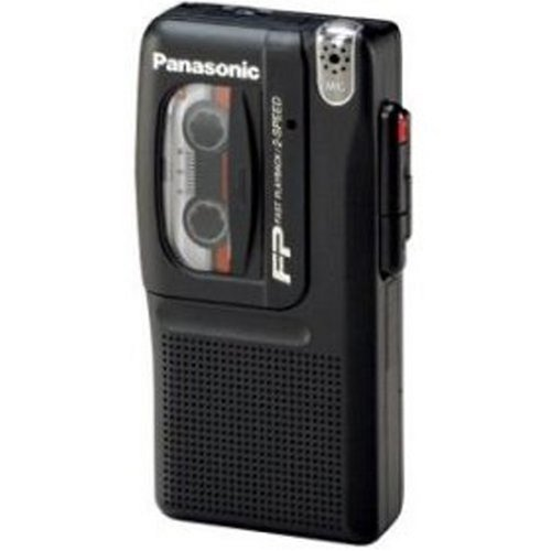Panasonic RN302 Microcassette Recorder by Panasonic