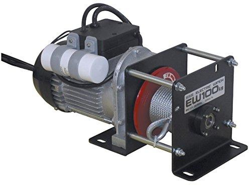 スリーエッチ 電動ウインチ EW100 B00MHKZC7C