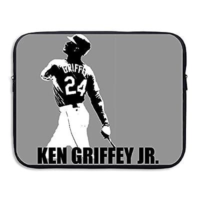 Custom Cute Ken Griffey Jr. Shock-Resistant Tablet Protective Cover Bag