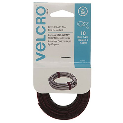 VELCRO Brand ONE WRAP Cranberry Retardant
