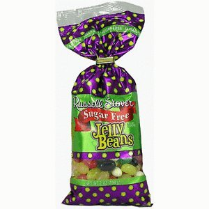 Russell Stover Sugar Free Jelly Beans 7 oz. bag New