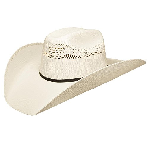 Resistol Ringer - (7X) Bangora Straw Cowboy Hat -