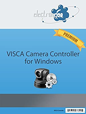 VISCA Camera Controller [Download]
