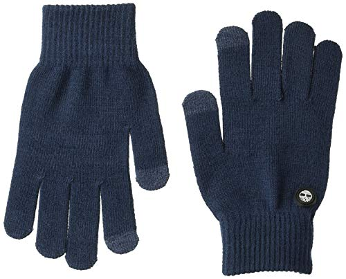 Timberland Men's Magic Glove with Touchscreen Technology, dress blue, One Size