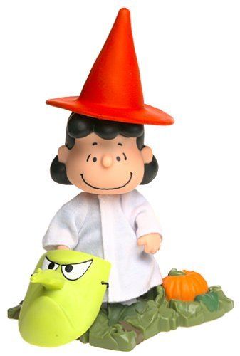 It's the Great Pumpkin, Charlie Brown Lucy Van Pelt with Halloween Costume by Playing Mantis Memory (Lucy Van Pelt Halloween Costume)