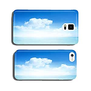 Beautiful Summer Beach cell phone cover case Samsung S6
