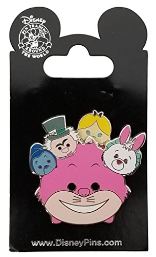 WDW Trading Pin - Tsum Tsum Slider Series - Alice in Wonderland