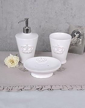 Dispensador de jabón líquido/kit de baño/Accesorios/cepillo de dientes/jabonera