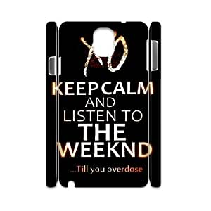 HXYHTY Diy case The Weeknd XO customized Hard Plastic case For samsung galaxy note 3 N9000