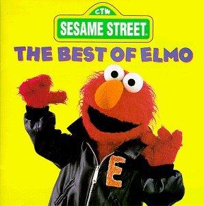 Best of Elmo by Sesame Street (The Best Of Elmo Cd)
