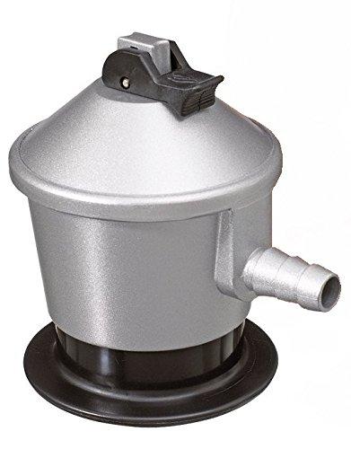 S&M Regulador Doméstico Bombona Gas Butano, Gris, ...