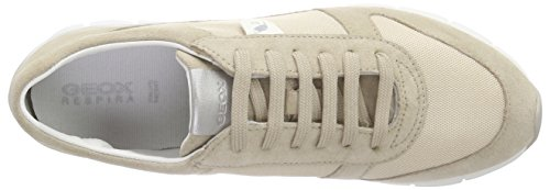 GeoxD SUKIE A - Zapatillas Mujer Beige (Lt Taupe)