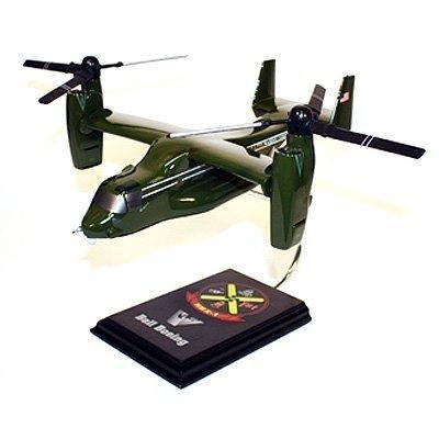 Mastercraft Collection V-22 Osprey HMX-1 Greenside Model Scale: 1/48 (V22 Model)