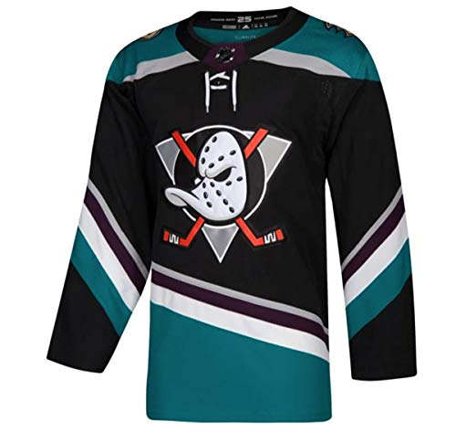 adidas Anaheim Ducks NHL Men's Climalite Authentic Alternate Hockey ()