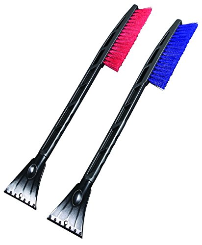 assorted colors Mallory 518 16 SnoWEEvel Snow Brush