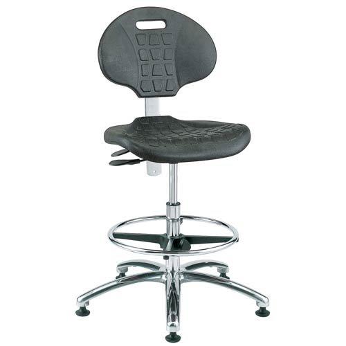 Task Chair Polyurethane, 7551 Black