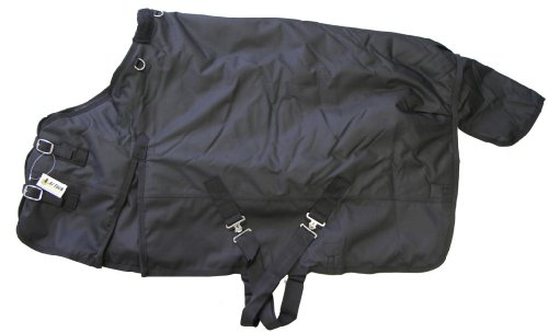 41yPSEz5cKL - Medium Weight Pony Turnout Blanket 1200D Rip Stop Water Proof
