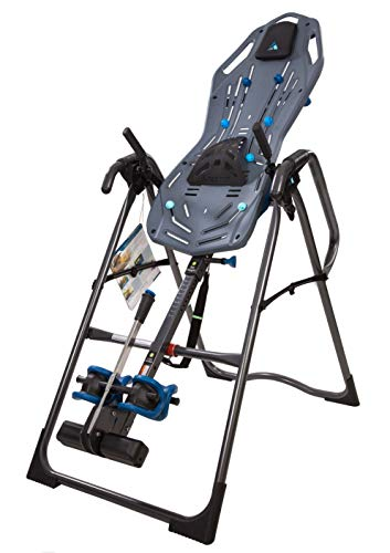Teeter FitSpine X-Series Inversion Table, 2019 Model, Back Pain Relief Kit, FDA-Registered (X3)