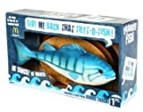 big mouth bass - Frankie the Fish wall-mountable singing McDonald's Filet-O-Fish toy (as seen in hit TV commercial)