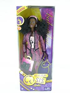 Barbie So In Style Babyphat Chandra Doll