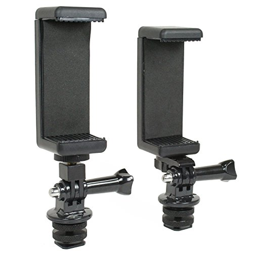 2PCS 1/4 Tripod Screw to Camera Flash Hot Shoe Mount Adapter - 8
